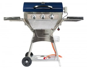Deluxe Stainless Steel Gas BarbeSkew